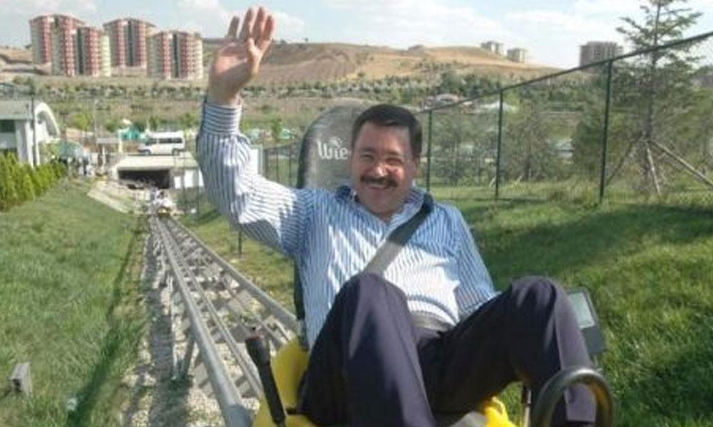 Melih Gökçek, 'giderayak' Beyaz TV çalışanına 60 büfe vermiş