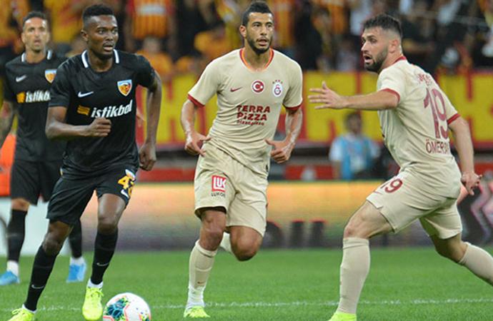 Galatasaray 90+9'da 3 puanı aldı: 5 gol, 5 kırmızı kart!