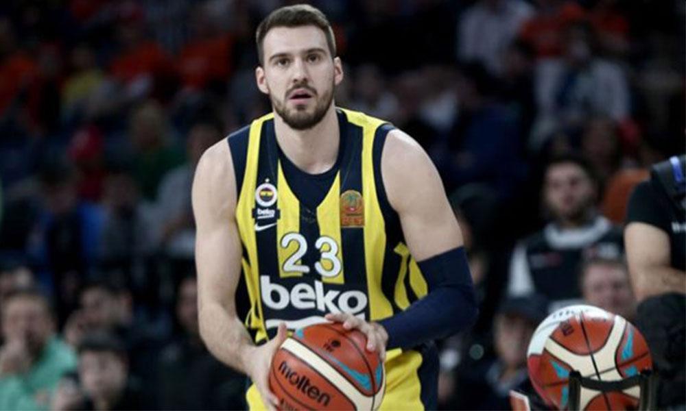 Fenerbahçe Beko'dan Guduric'e teşekkür