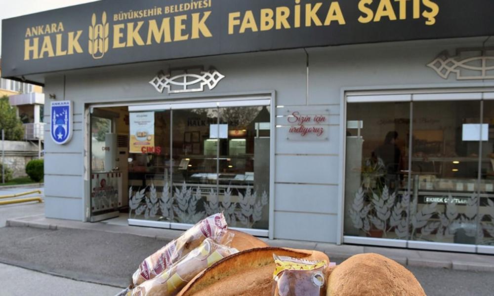 Ankara Halk Ekmek Genel Müdürü Ahmet Sarıduman istifa etti