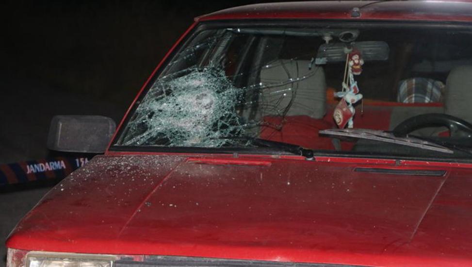 Trafikte dehşet! Hamile kadın vuruldu, eşi sopayla darp edildi