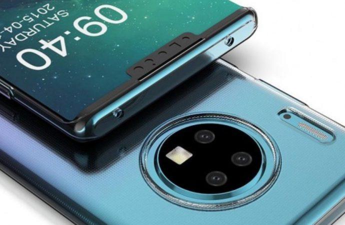Huawei Mate 30 Pro tasarımı bugün sızdırılan kılıflar ile ortaya çıktı
