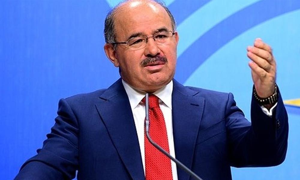 AKP'li Hüseyin Çelik'ten istifa açıklaması