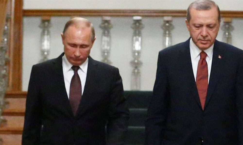 Astana'da İdlip gerginliği!