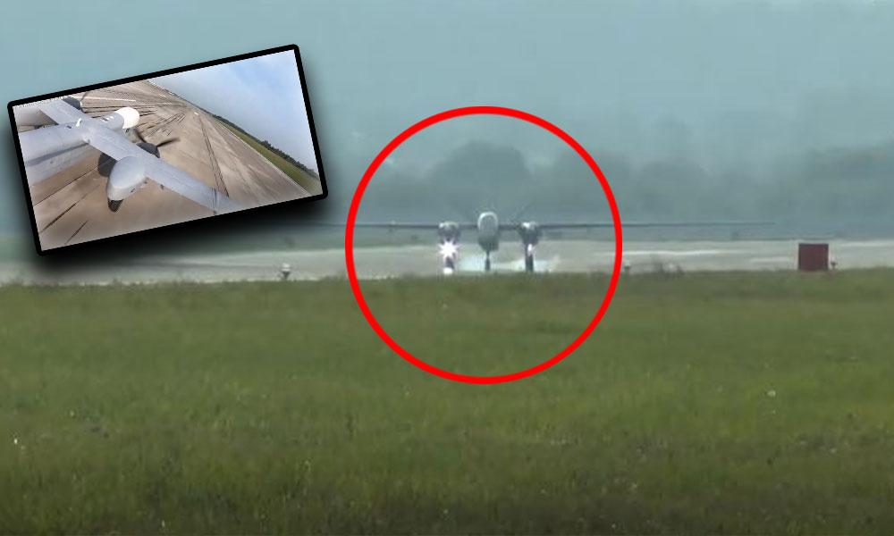 Rusya'dan 6 tonluk İHA! İlk uçuşunu yaptı
