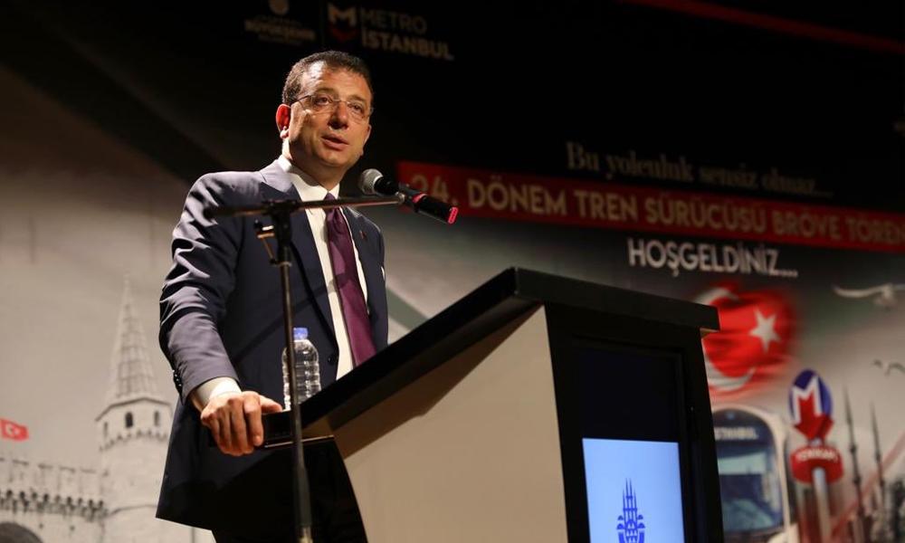 İBB Başkanı İmamoğlu, İstanbul'da 24 saat ulaşım için tarih verdi