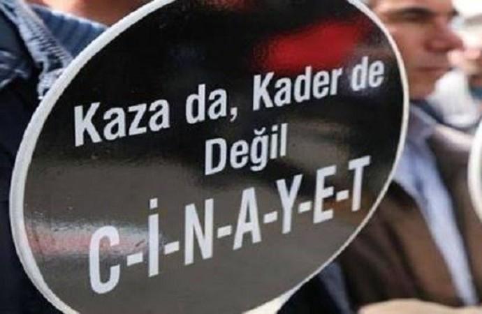 Ocak ayında en az 112 işçi, iş cinayetlerinde hayatını kaybetti