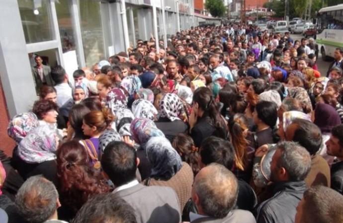 TÜİK açıkladı: İşsiz sayısı 1,5 milyon arttı!