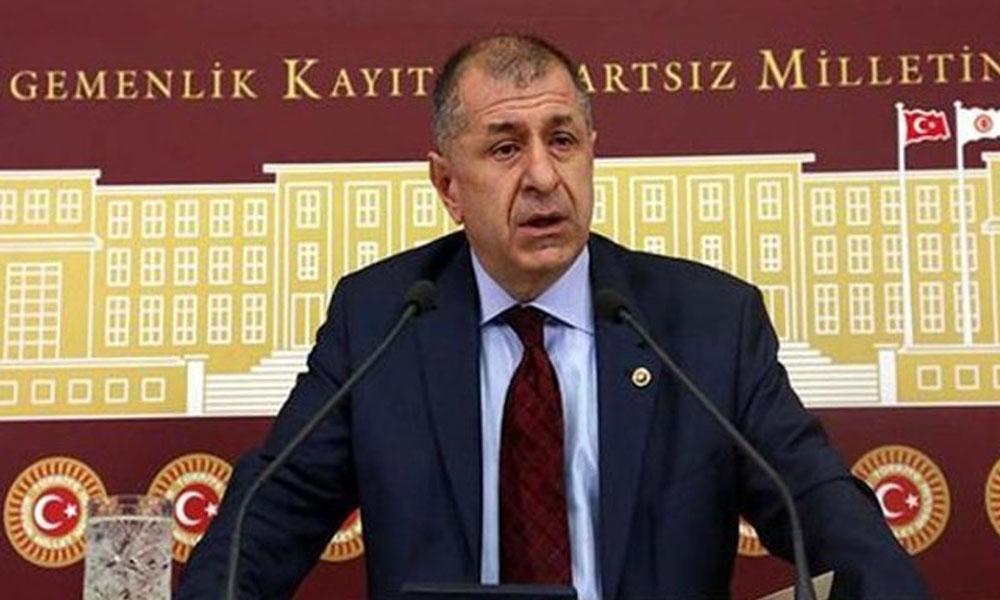 Ümit Özdağ'dan Ahmet Davutoğlu'na çağrı! 'Neden insan içine çıkamaz?'