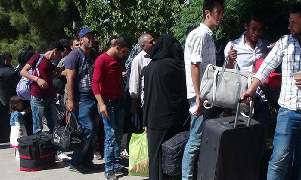 İstanbul Valiliği 12 bin kaçak göçmeni geri gönderdi