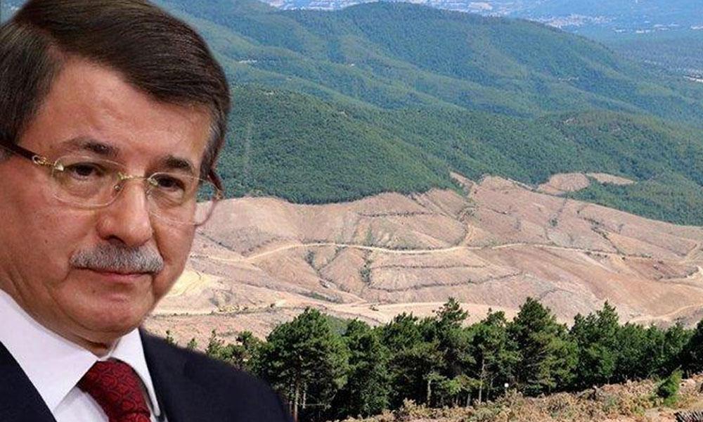 Davutoğlu'ndan Kaz dağları açıklaması: Siyasetten öte bir insanlık meselesidir