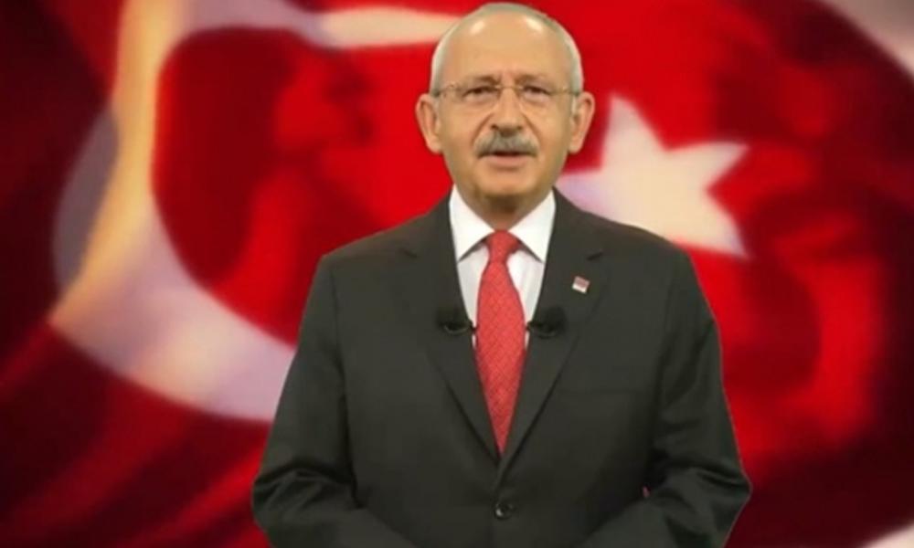 Kılıçdaroğlu, Nazım Hikmet'in dizelerini 30 Ağustos için seslendirdi