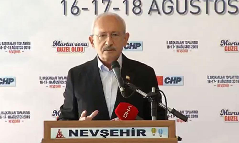 Kılıçdaroğlu'ndan TÜRK-İŞ tepkisi: Batsın sizin sendikacılığınız!