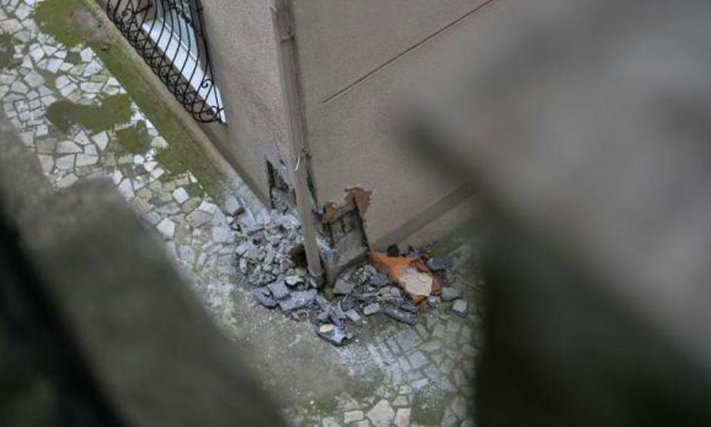 Sarıyer'de dokuz katlı bina tahliye ediliyor