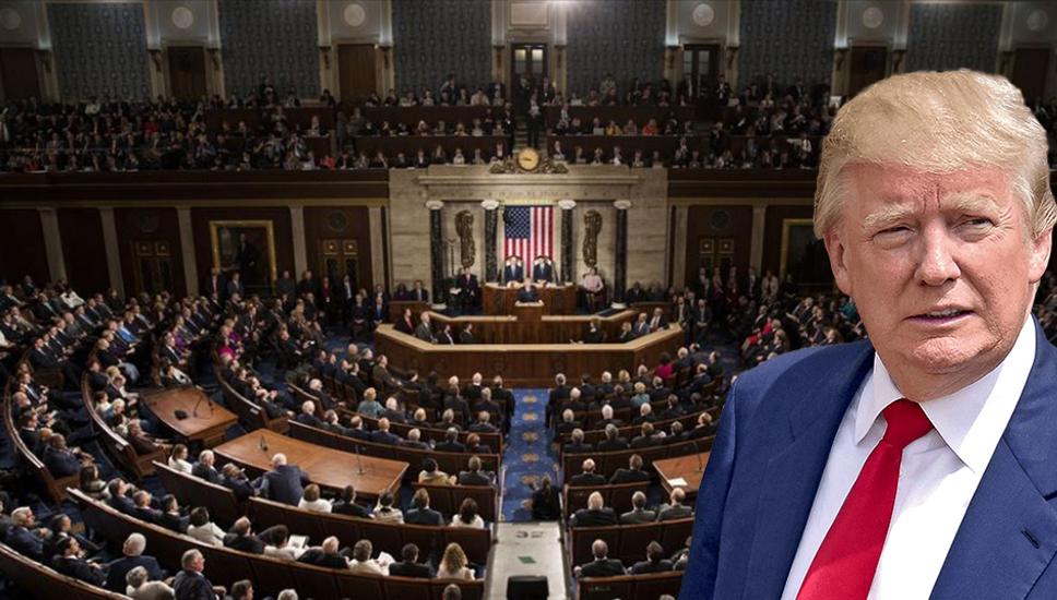 ABD Kongresi'nden Trump'a flaş Türkiye çağrısı
