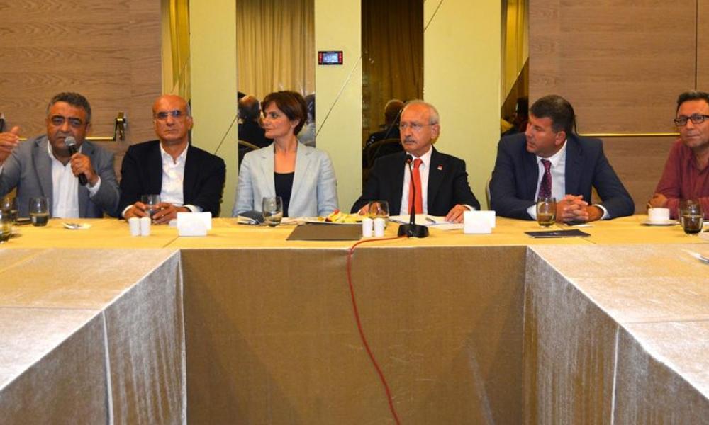 Kılıçdaroğlu: Kürtçe dil eğitiminin olmaması milyonlarca Kürt'e haksızlıktır