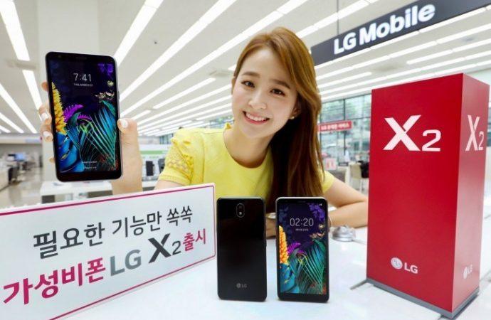 LG'nin giriş seviyesi telefonu LG K30 (2019) tanıtıldı