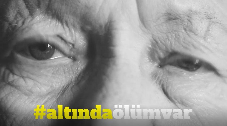 Günün klibi: ALTINDA Ölüm var