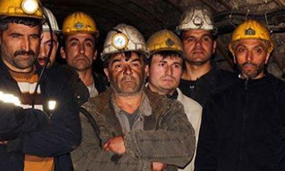 TTK'ya bağlı çalışan madenciler borç batağında!