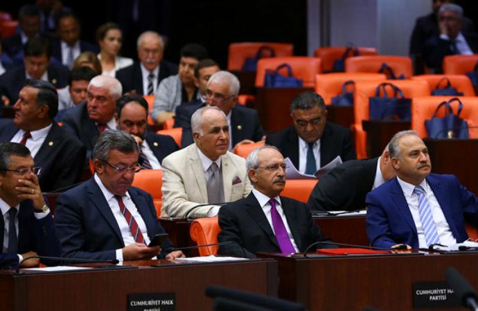 CHP 'çift maaş' düzenini bitirmek için harekete geçti