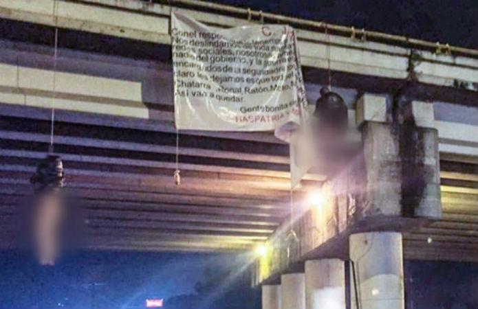 Uyuşturucu 'savaşı' ! 9'u köprüye asılmış 19 parçalanmış yarı çıplak ceset