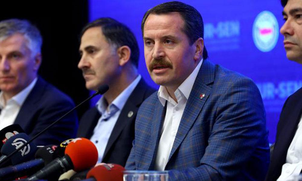 Memur-Sen Genel Başkanı Ali Yalçın'dan hükümetin zam teklifine yanıt