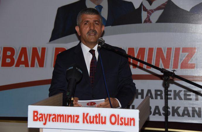 MHP'li vekilden İYİ Parti'ye çağrı: Kardeşlerimizi kucaklamaya hazırız