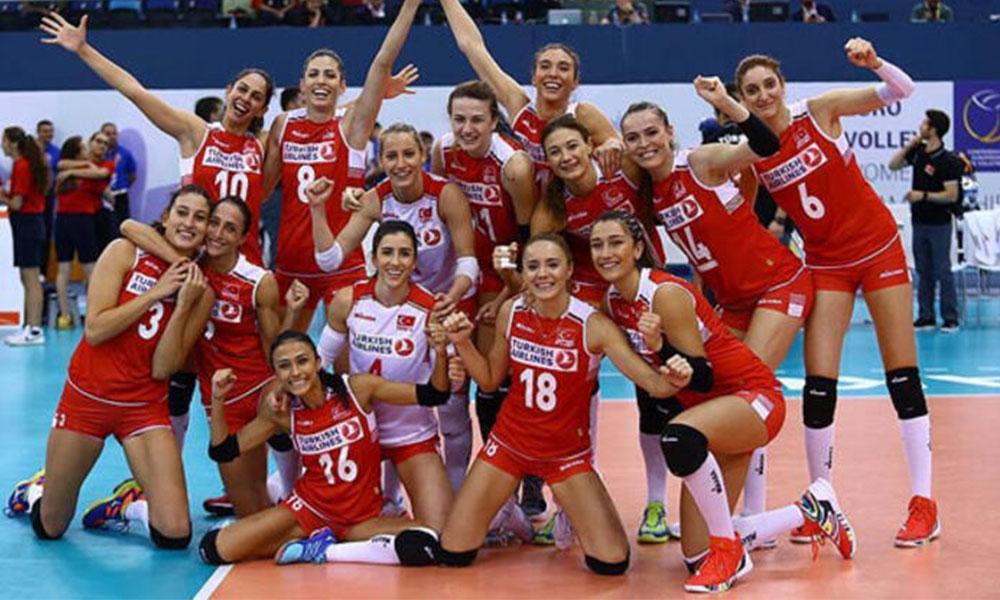 2019 CEV Kadınlar Avrupa Voleybol Şampiyonası başlıyor!