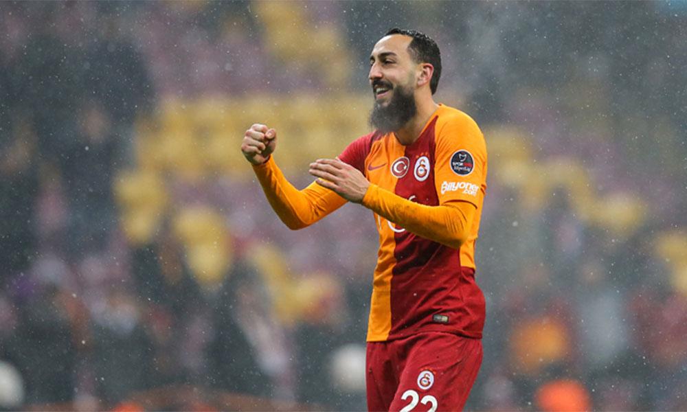 Son dakikada attığı golle maça damga vurmuştu! Galatasaray'da bir ayrılık daha