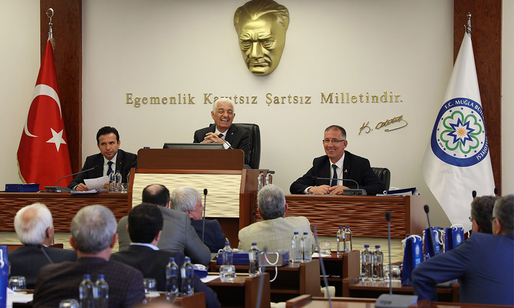 Başkan Gürün, Şeffaf Belediyeciliği canlı yayın geleneği ile devam ettirdi