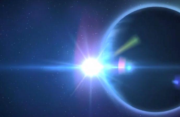 Dünya'dan 110 ışık yılı uzaklıktaki bir gezegende su bulundu