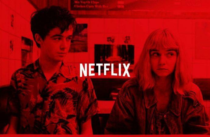 Netflix'e özel Chrome eklentisi: Netflix Flip
