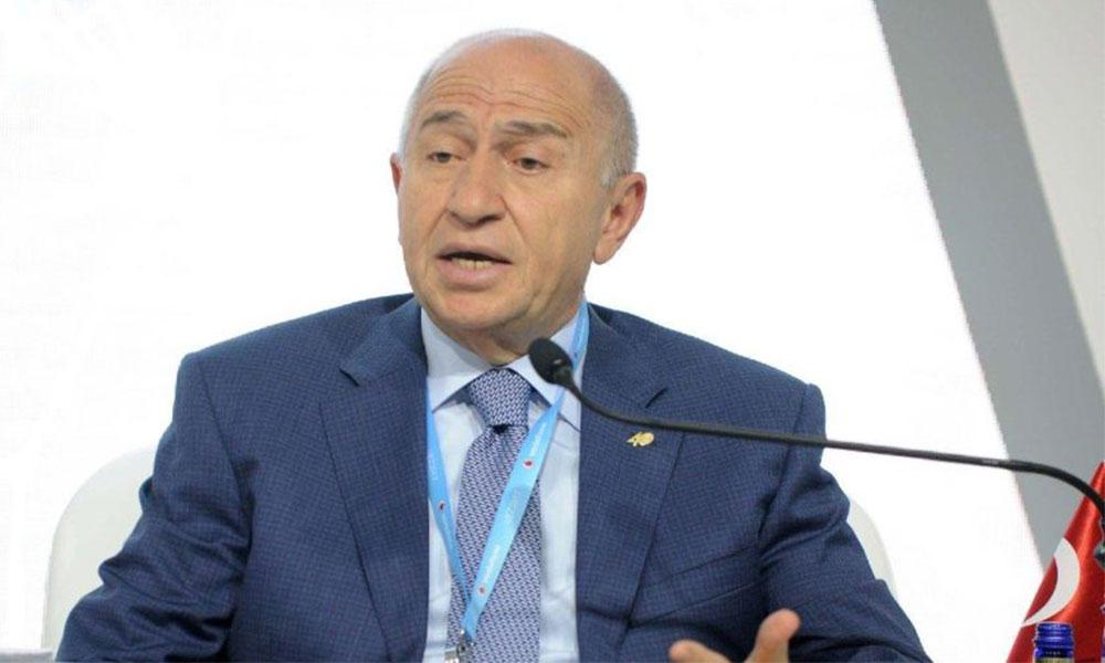 TFF Başkanı Nihat Özdemir: Türkiye'de artık daha çok futbol konuşulacak