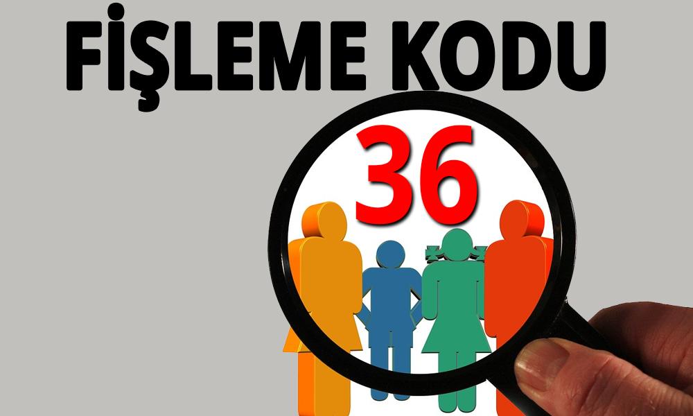 OHAL fişlemesi sürüyor… SGK çalışanları 36 koduna dikkat!