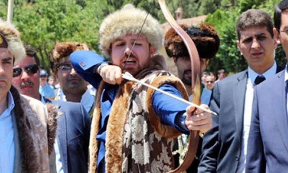 Bilal Erdoğan'ın Okçular Vakfı etkinliği 'kamu spotu' oldu!