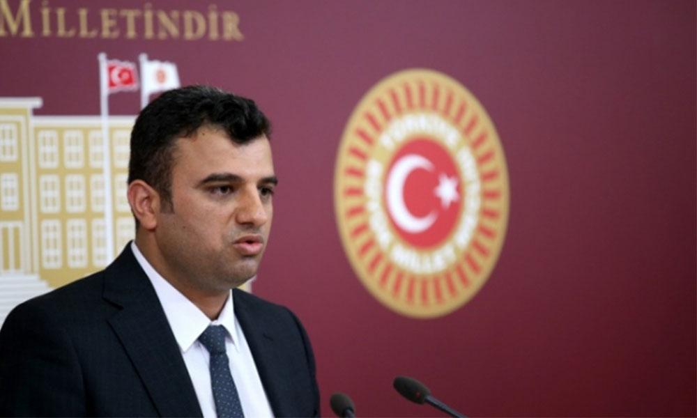 HDP'li Öcalan: Ceylanpınar Belediyesi'nde yapılan usulsüzlükler ile ilgili soruşturma açıldı mı?