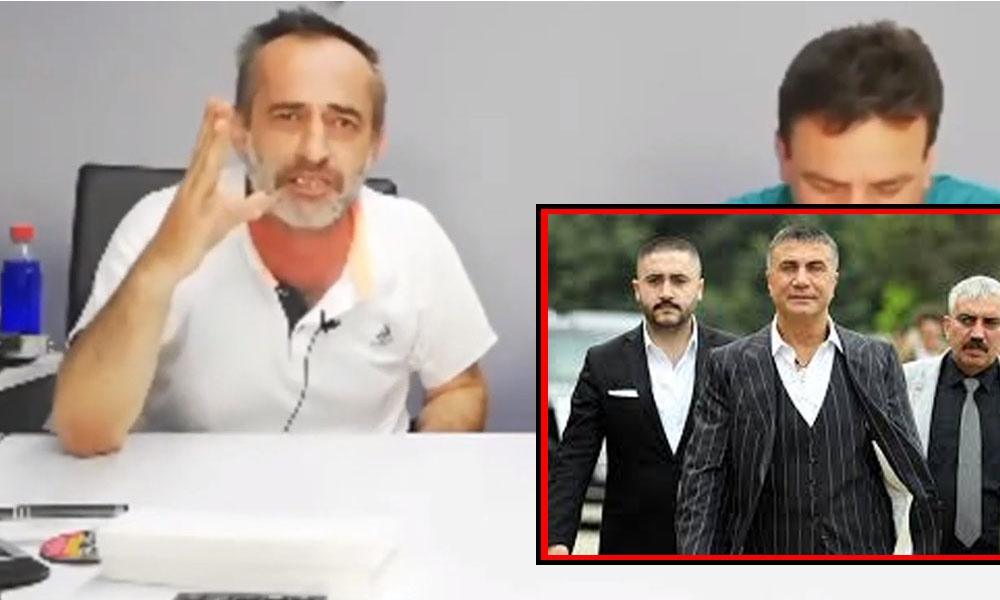 Çakıcı'nın adamı Ömer Korkmaz'dan Sedat Peker'e: 'Sen ya bu ülkeden kaçacaksın ya da bu devlet seni alacak'