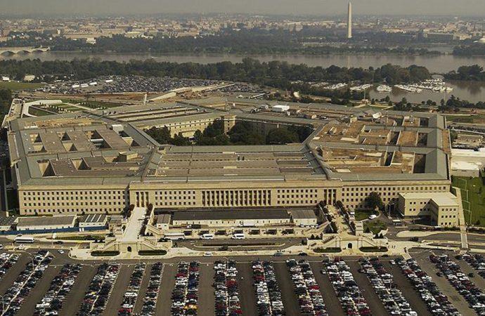 Pentagon: Suriye'deki petrol sahasından elde edilen gelir SDG'ye gidiyor