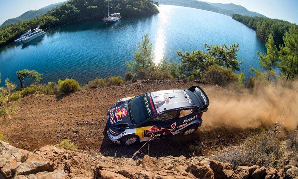 Dünyanın gözü yine Marmaris'te! WRC'ye ikinci kez ev sahipliği yapacak…