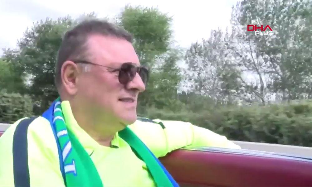 Çaykur Rizespor Kulübü Başkanı Hasan Kartal'ın sıradışı yaşam hikayesi