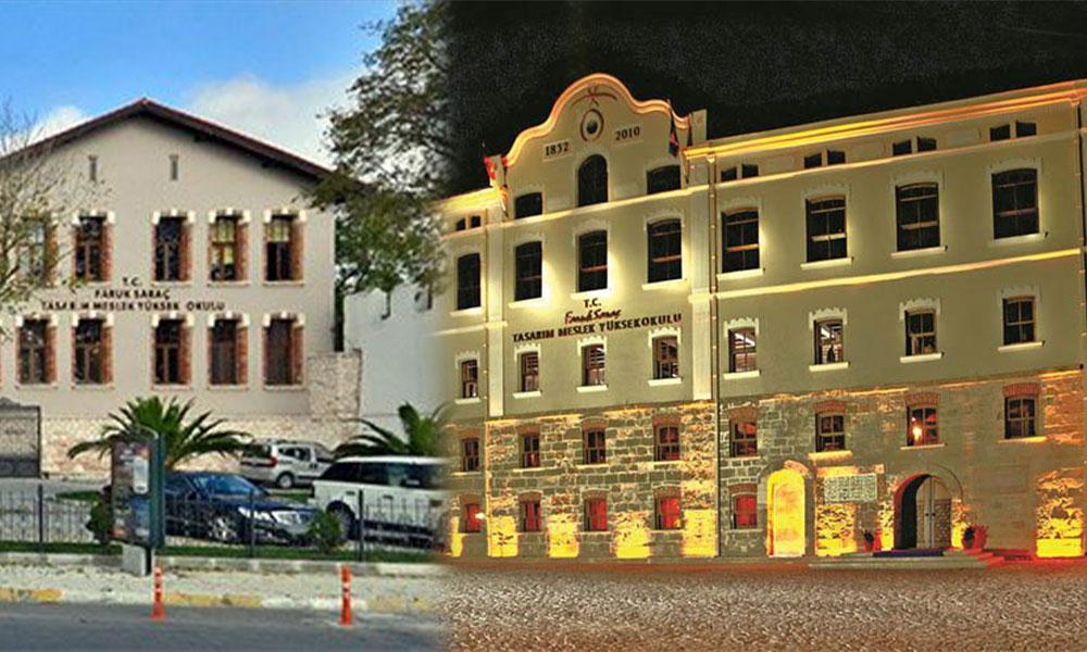 Belediyeye ait iki tarihi bina daha Bakan'ın hastanesi Medipol'ün oldu