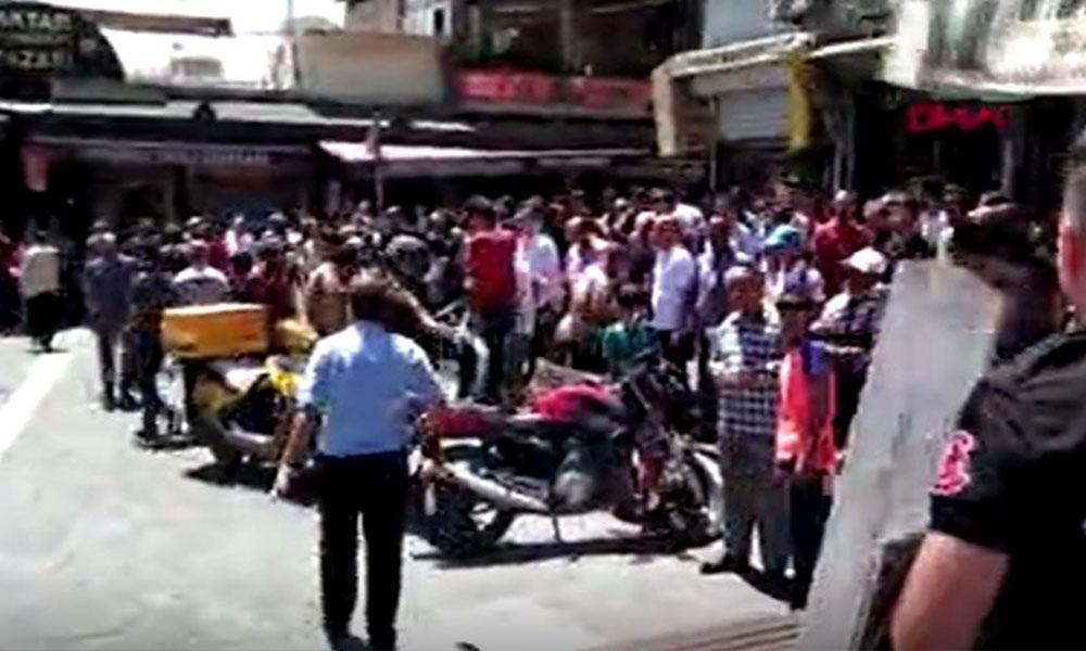 Şanlıurfa'da canlı bomba yakalandı: İşte ilk görüntüler