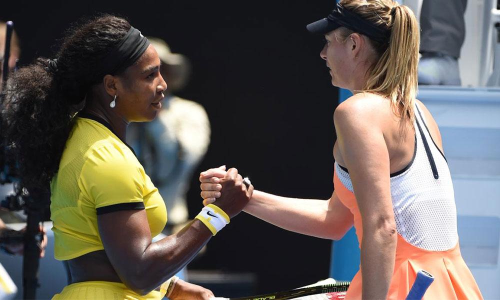 ABD Açık'ta açılış maçını Serena Williams ve Sharapova yapacak!