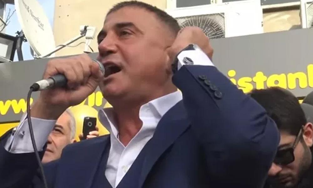 Savcı, Sedat Peker'in silahlanma çağrısına 'yasal hak' dedi