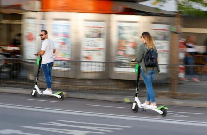 Segway – Ninebot'tan yarı otonom scooter