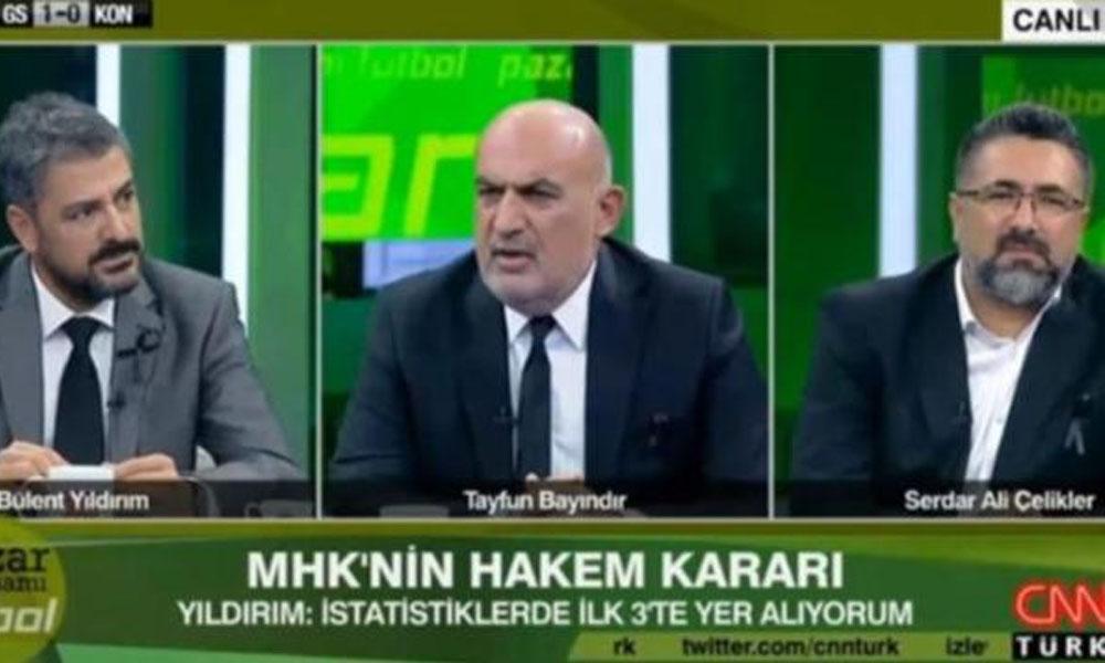 Bülent Yıldırım ve Serdar Ali Çelikler arasındaki ilginç diyalog sosyal medyaya damga vurdu!