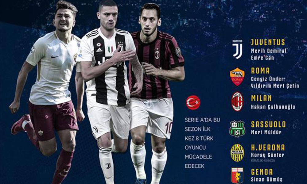 İtalya Serie A yeni sezona ilkle başlıyor!