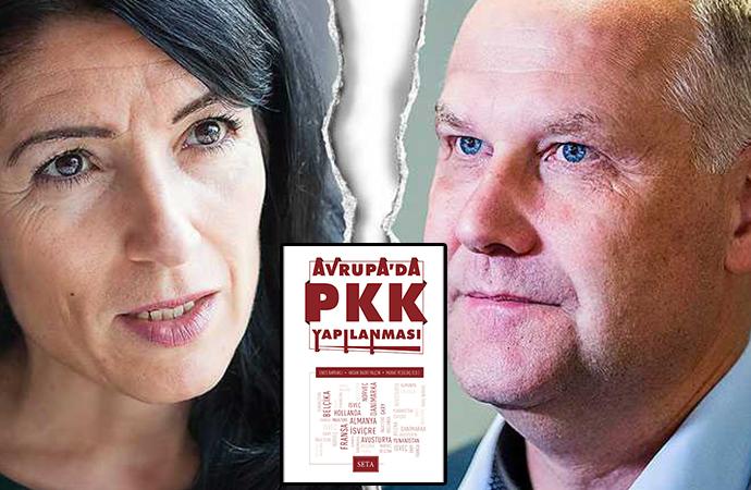 Muhalif gazetecileri hedef gösteren SETA'nın raporu İsveç gündeminde