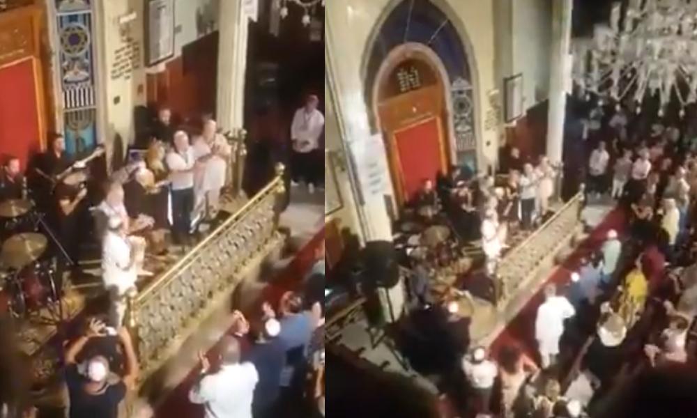 Diyanet'te yok Sinagog'da var… Bu sabah Büyükada Sinagogu: Yaşa Mustafa Kemal