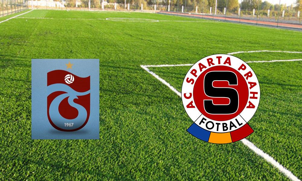 Sparta Prag Trabzonspor maçında yayın krizi!